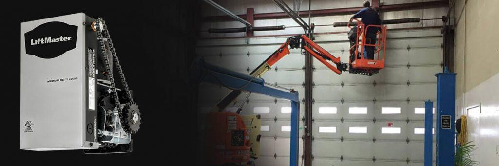 Commercial Garage Door Repair Aldine